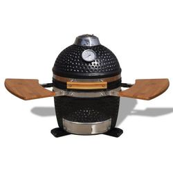 Vidaxl  grill ceramiczny kamado, wysokość 44 cm