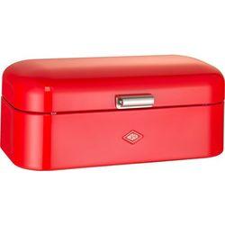 Pojemnik na pieczywo grandy czerwony marki Wesco