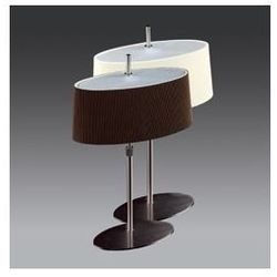 valencia lampa biurkowa ecru sq380de/w marki Maxlight
