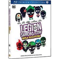 Legion samobójców Extended Cut Premium Collection (Blu-ray) - David Ayer (7321912344567)