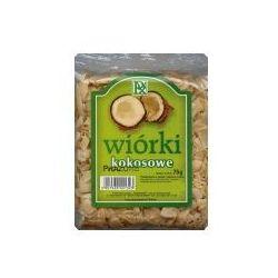 Wiórki kokosowe 75g chipsy - Radix