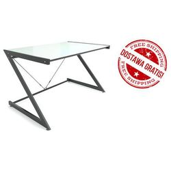 Unique Biurko dd z-line - computer desk black, negocjuj cenę
