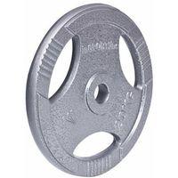 Insportline Obciążenie stalowe  hamerton 20 kg - 20 kg