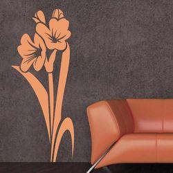 Deco-strefa – dekoracje w dobrym stylu Kwiaty 989 szablon malarski