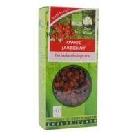 Jarzębina owoc herbatka ekologiczna 50gr, Jarzębina owoc herbatka ekologiczna