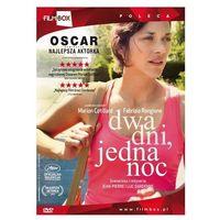 Dwa dni, jedna noc [DVD] (DVD) - Jean-Pierre Dardenne, Luc Dardenne