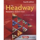 Headway 4E NEW Elementary SB Pack (iTutor DVD) - John Soars, Liz Soars, oprawa miękka