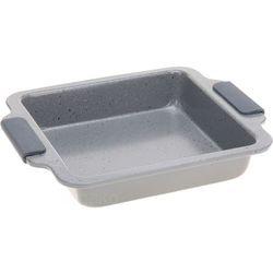 Eh excellent houseware Kwadratowa forma do pieczenia - metalowa z ceramiczną powłoką