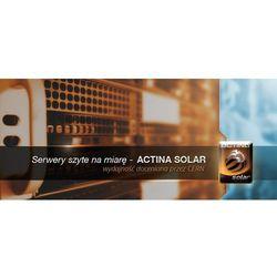 Serwer  112 s7 e3-1220v5 / 8gb / 2x300gb / 4hs-350w od producenta Actina solar