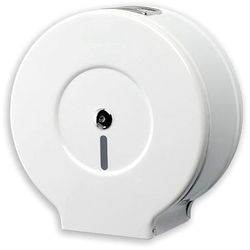 Pojemnik na papier toaletowy MED Losdi stal biała, LCP0203