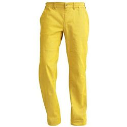Salewa FREA Spodnie materiałowe mustard yellow