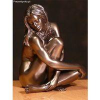 Naga siedząca kobieta wyprodukowany przez Veronese