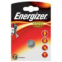 bateria litowa mini Energizer CR1632
