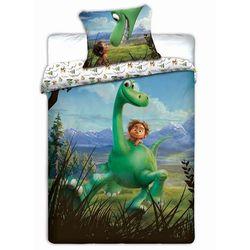 Pościel dziecięca Good Dinosaur, 140 x 200 cm, 70 x 90 cm