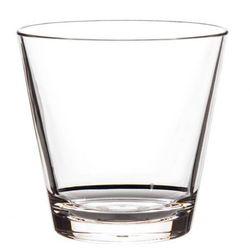 Szklanka do whisky plastikowa | 9,6(Ø)x(H)9,2cm