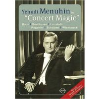 Yehudi Menuhin In 'Concert Magic' (Hollywood 1947) (DVD) - Yehudi Menuhin, Sir
