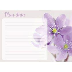 Wally - piękno dekoracji Tablica magnetyczna suchościeralna plan dnia kwiaty 357