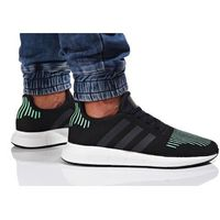 adidas Originals SWIFT RUN Tenisówki i Trampki black, kolor czarny