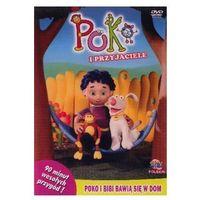Poko i przyjaciele - Poko i Bibi bawią się w dom (DVD) - GM Distribution
