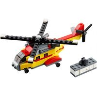 Lego CREATOR Helikopter transportowy 31029