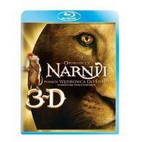 Opowieści z Narni: Podróż wędrowca do świtu (Blu-ray, wersja 3D)
