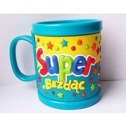 Kubek imienny dla dziecka, Super Brzdąc - produkt dostępny w Smyk