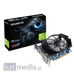 GIGABYTE VGA nVIDIA GT740 1GB DDR5 (Overclock) + NVIDIA herní bonus ZDARMA (Heroes/Warface/Path of Exile) (47