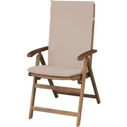 fdzn 9006 pokrowiec na krzesło, kremowy od producenta Fieldmann