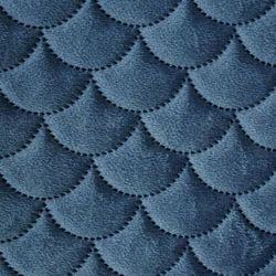 Narzuta ARIEL 220x240cm niebieska