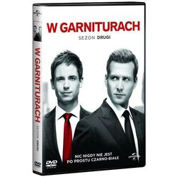 Film TIM FILM STUDIO W garniturach (Sezon 2) Suits z kategorii Seriale, telenowele, programy TV