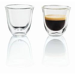 De'Longhi 2 szklanki do Espresso (8004399324787)