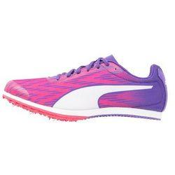 Puma EVOSPEED STAR 5 Obuwie do biegania startowe sparkling cosmo/electric purple/white z kategorii obuwie do b