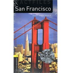 Oxford Bookworms Library: Stage 1: San Francisco Audio CD Pack, książka z kategorii Literatura obcojęzyczna