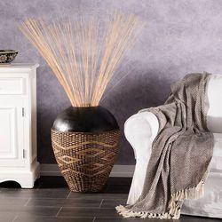 wazon bawang wys. 63cm, 48x48x63cm marki Dekoria