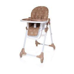 4Baby Decco krzesełko do karmienia nowość brown