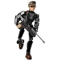 Lego STAR WARS Sierżant jyn erso sergeant jyn erso 75119