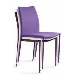 Krzesło Design fioletowe - ZADZWOŃ I ZŁAP RABAT DO -10%! TELEFON: 601-892-200