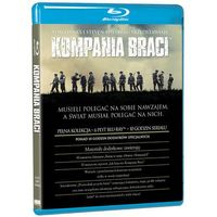 Kompania braci (Blu-Ray) - Tom Hanks, David Frankel, David Leland, Richard Loncraine, David Nutter, Phil Alden