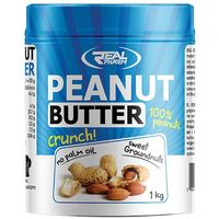 Real pharm  peanut butter - 1000g - crunchy (5902444702449)