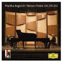 Salzburg: Brahms, Rachmaninov, Schubert, Ravel (CD) - Martha Argerich, Nelson Freire