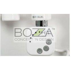 Grzałka elektryczna 800 w - kolor standardowy biały marki H&q