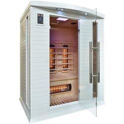 Home&garden Sauna infrared z koloroterapią dh3 gh white (5902425322468)