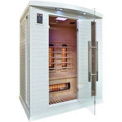 Sauna infrared z koloroterapią DH3 GH White (5902425322468)