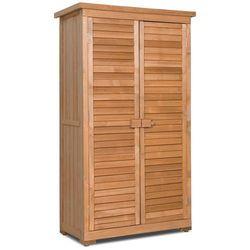 Szafa ogrodowa drewniana Fingal Garden Point (5908224760180)