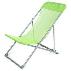 krzesło plażowe caribic, zielone marki Happy green