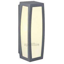 Spotline - slv Zewnętrzna lampa ścienna meridian box 230045 spotline sufitowa oprawa ogrodowa ip54 outdoor antracyt