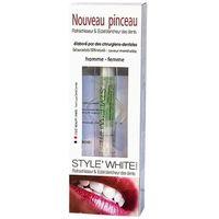 Odświeżający pędzelek, żel do wybielania zębów STYLE' WHITE