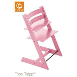 Stokke ® Krzesełko Tripp Trapp ® Soft Pink - produkt z kategorii- Krzesła i stoliki