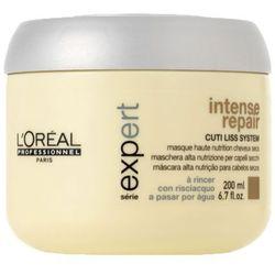 L'Oreal INTENSE REPAIR MASQUE Maska intensywnie regenerująca do włosów suchych (200 ML) - sprawdź w wybran