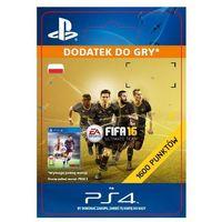 Fifa 16 1600 punktów [kod aktywacyjny] marki Sony